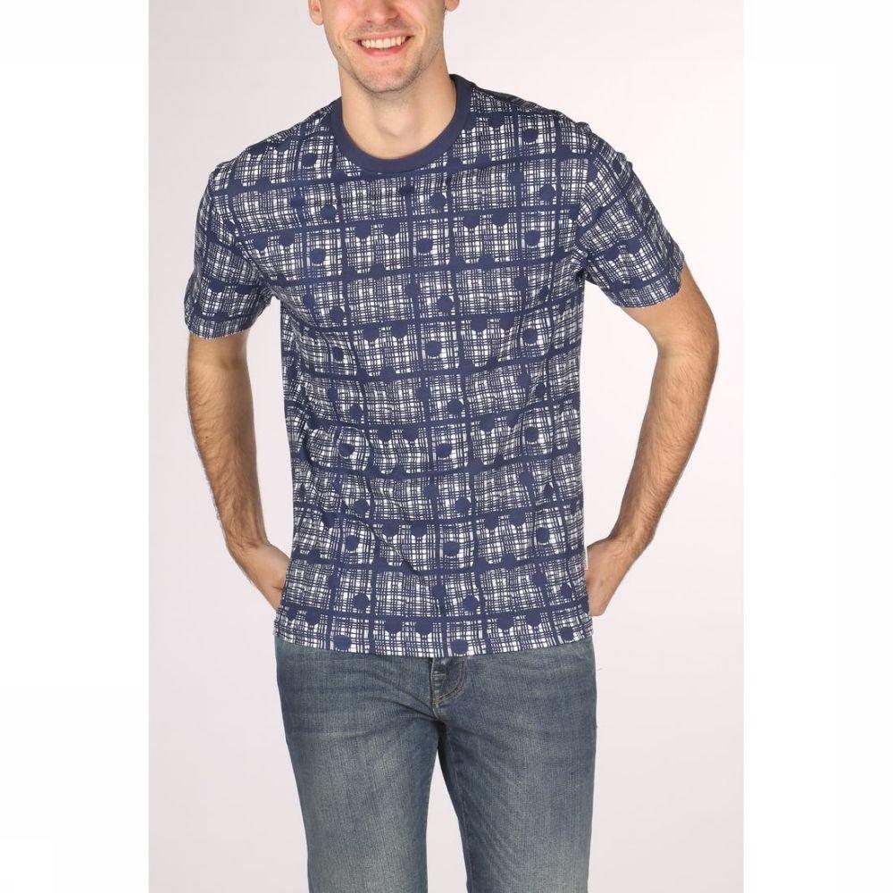 Afbeelding van Ben Sherman T-shirt 1902-ts0055907 voor heren - Blauw