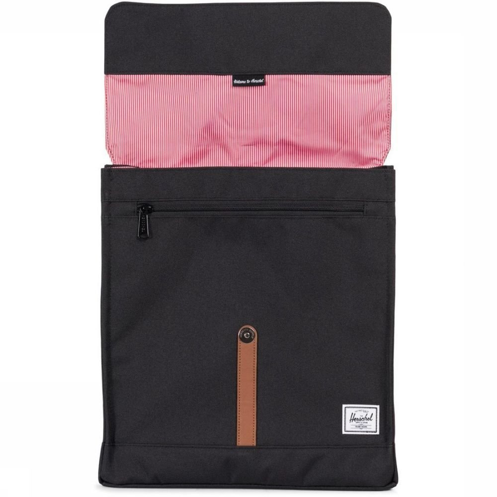 Herschel Supply Dagrugzak City Mid Volume 14L voor heren Zwart