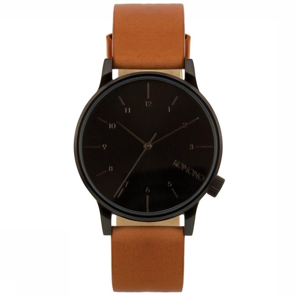 Komono Horloge Winston Regal Bruin