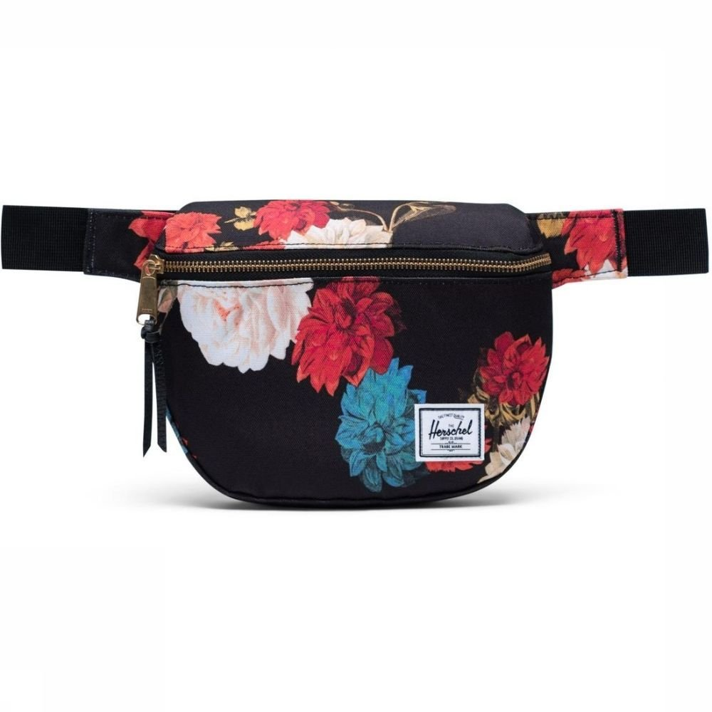 Herschel Supply Heuptas Fifteen Zwart