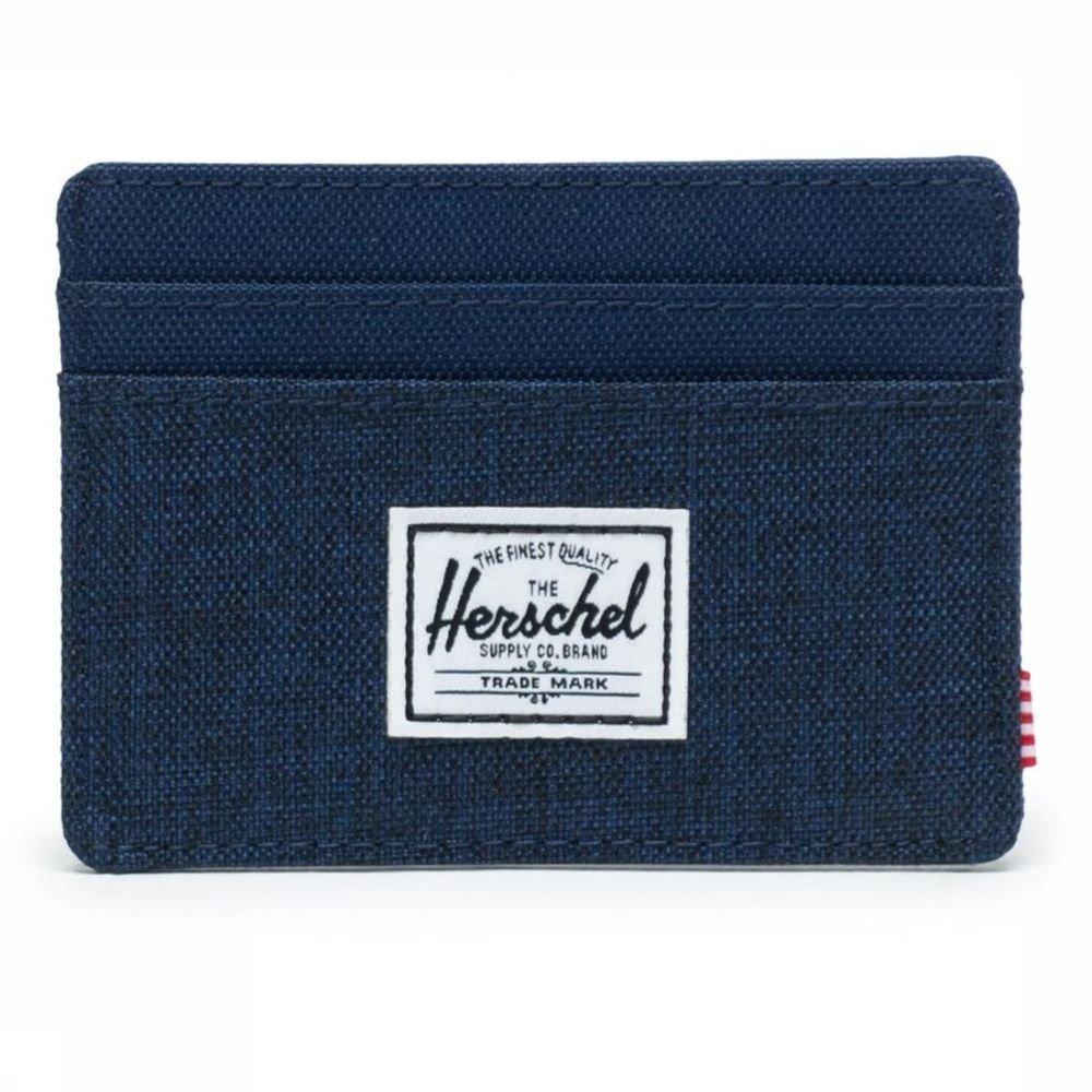 Herschel Supply Portefeuille Charlie Blauw