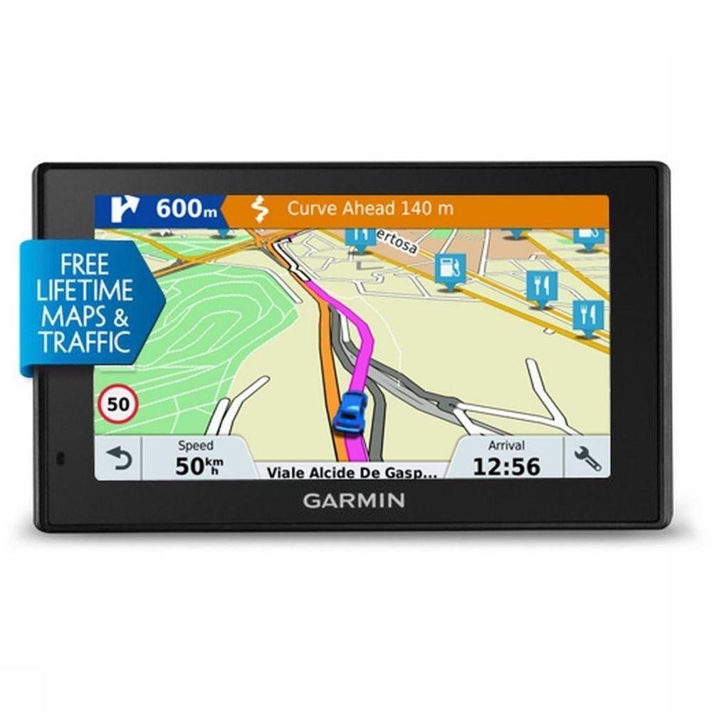 Garmin Gps Drive Smart 51 Lmt-europa