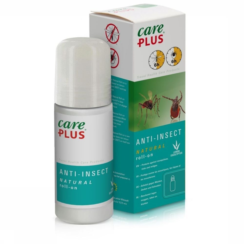 Care Plus Insectenwering Roll-on Natural 50ml