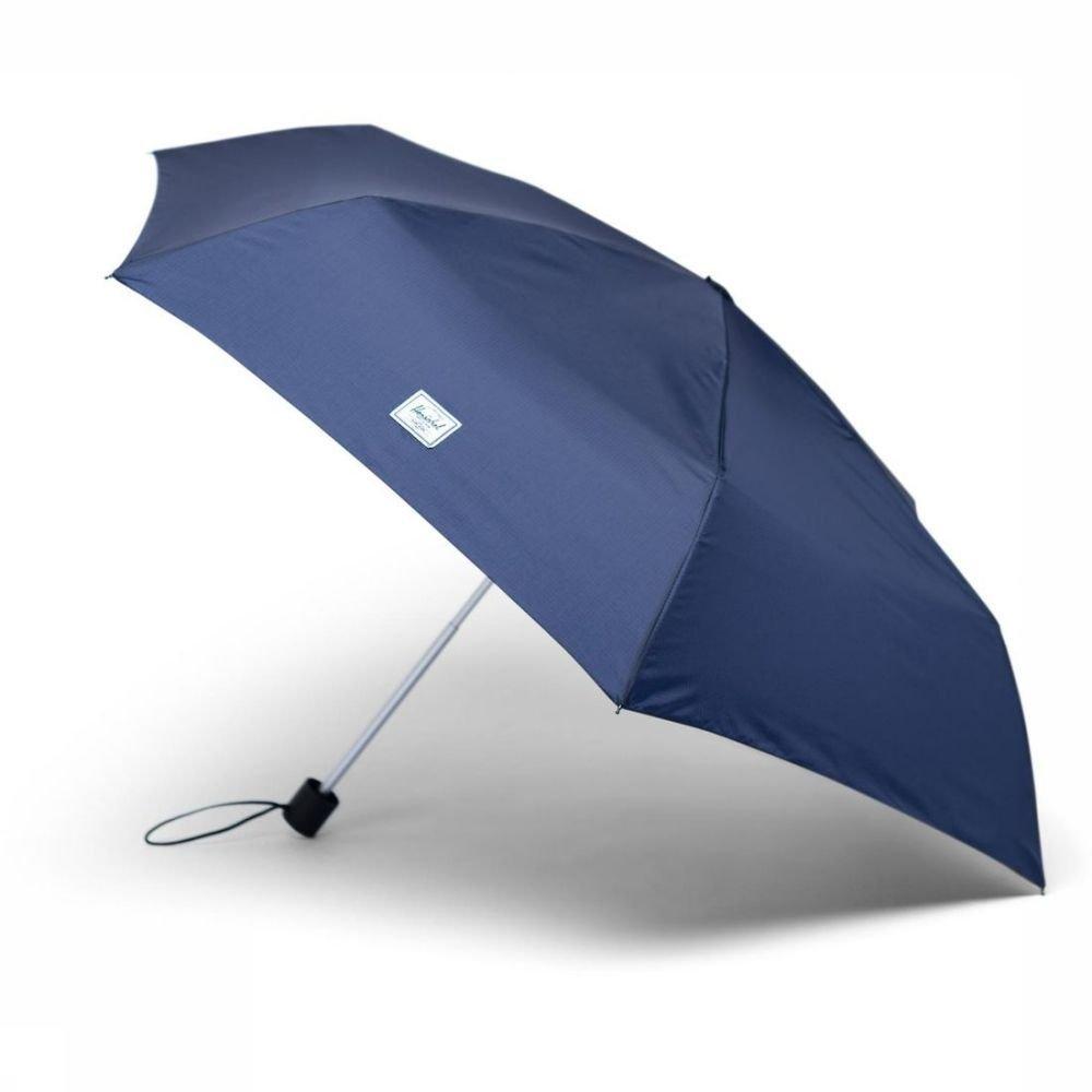 Herschel Supply Paraplu Triple Stage Blauw-Zwart