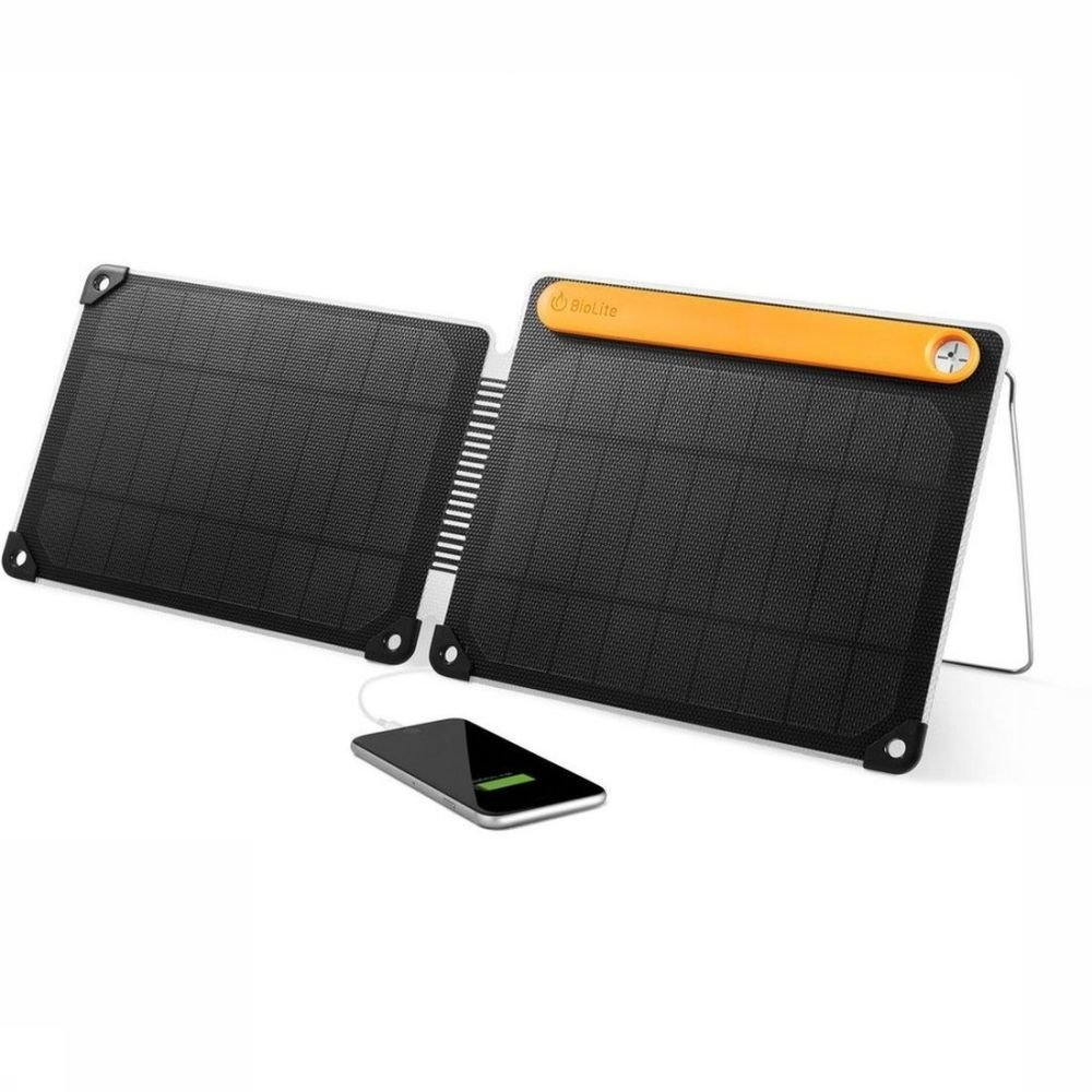 Afbeelding van BioLite Oplader Solarpanel 10+ (3000 Mah)