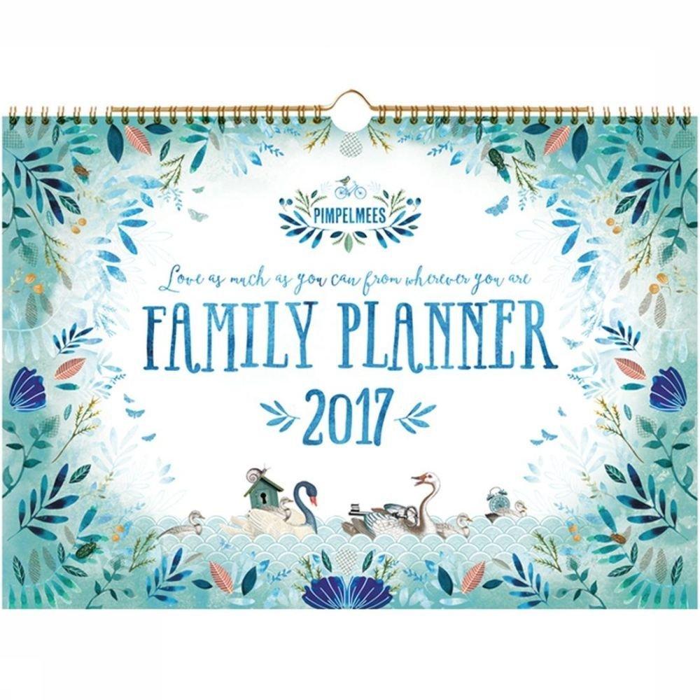 pimpelmees gadget family planner 2017 a s adventure