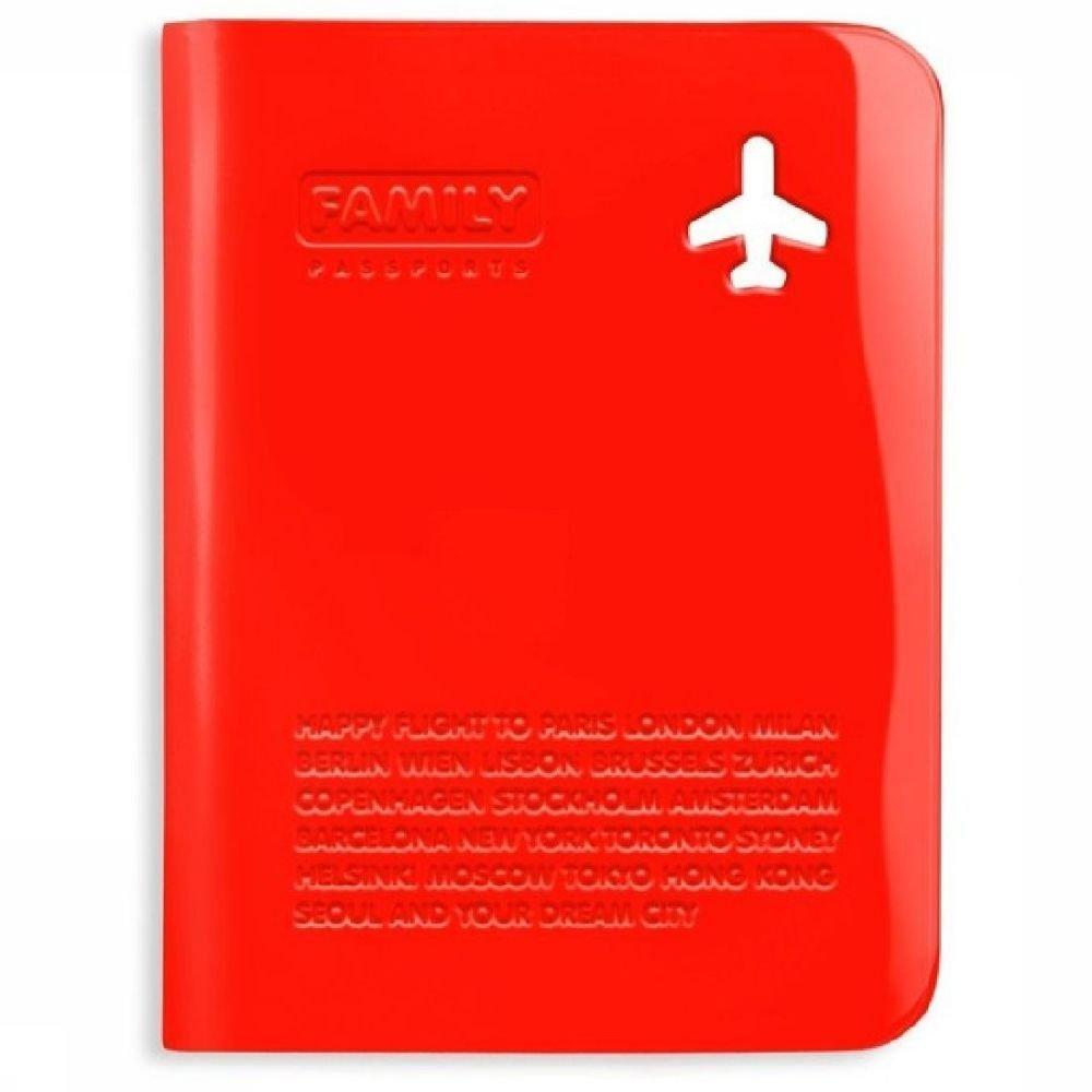 Afbeelding van Alife Gadget Hf Passport Family - Rood