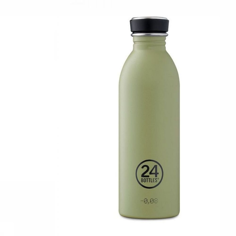 Afbeelding van 24Bottles Drinkfles Urban Bottle 500ml - Kaki
