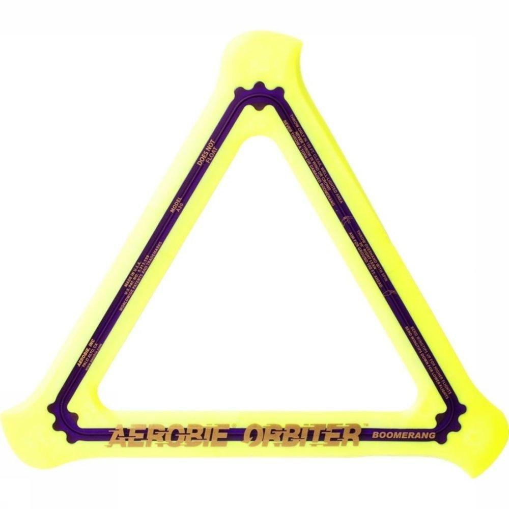 Afbeelding van Aerobie Speelgoed Boomerang Orbitter - Geel