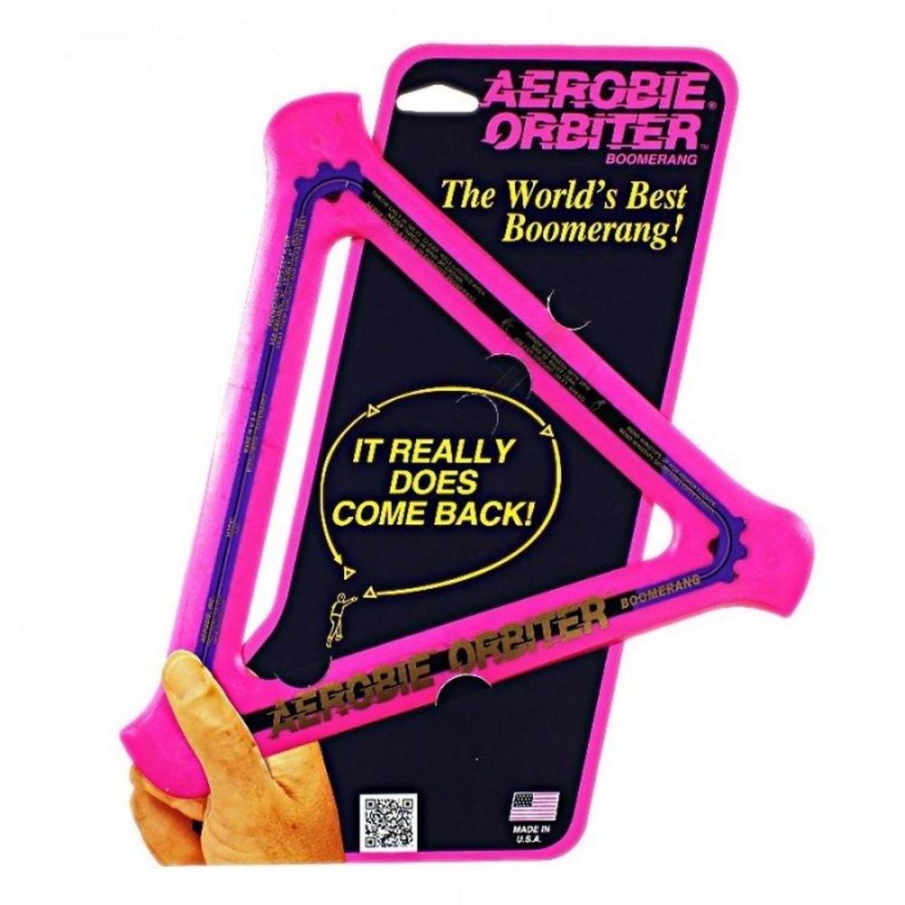 Afbeelding van Aerobie Speelgoed Boomerang Orbitter - Roze