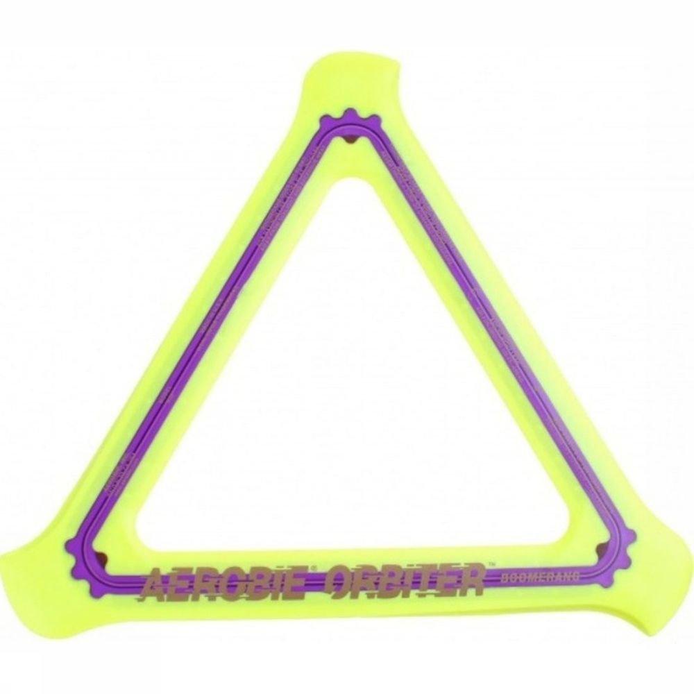 Afbeelding van Aerobie Speelgoed Boomerang Orbiter - Geel