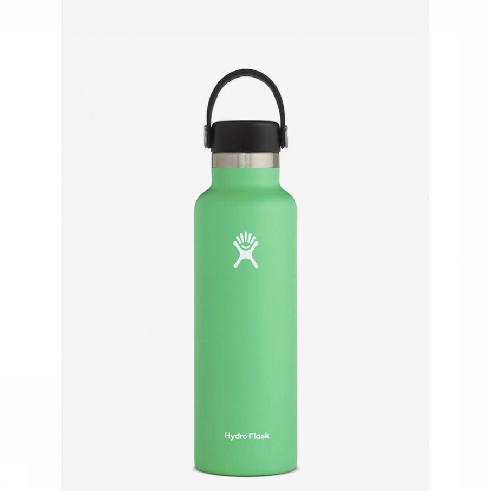 Hydro Flask Isolatiefles 21oz-621ml Standard Mouth Groen