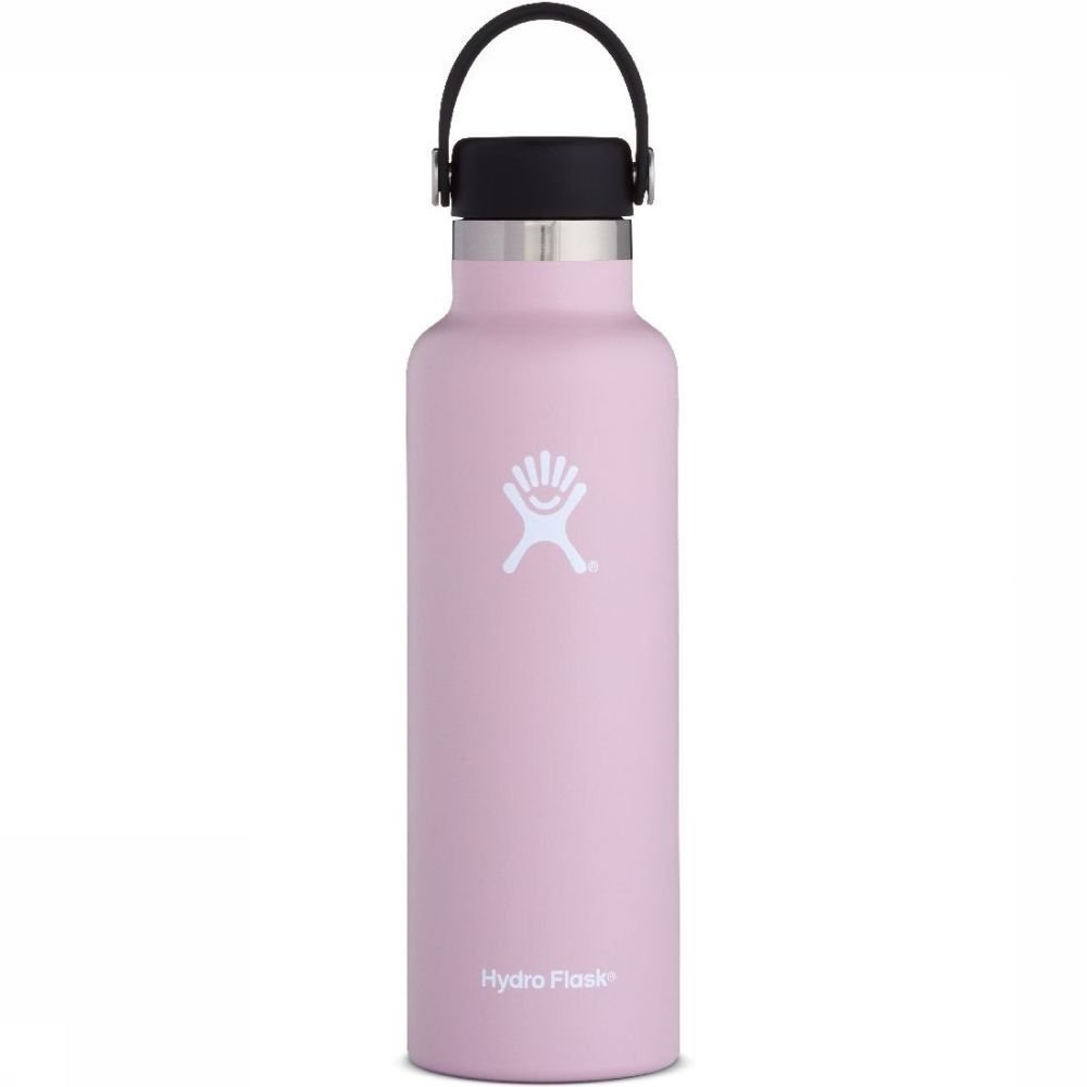 Hydro Flask Isolatiefles 21oz-621ml Standard Mouth Paars