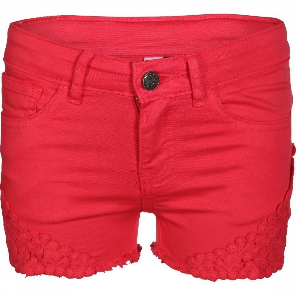Afbeelding van 3 Pommes Short Lace voor meisjes - Oranje