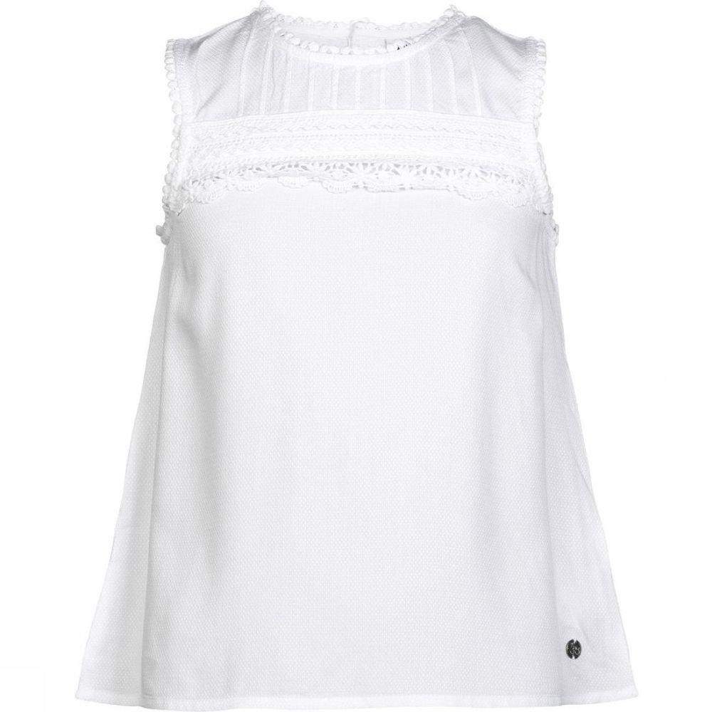 Afbeelding van 3 Pommes Blouse Romantic voor meisjes - Wit