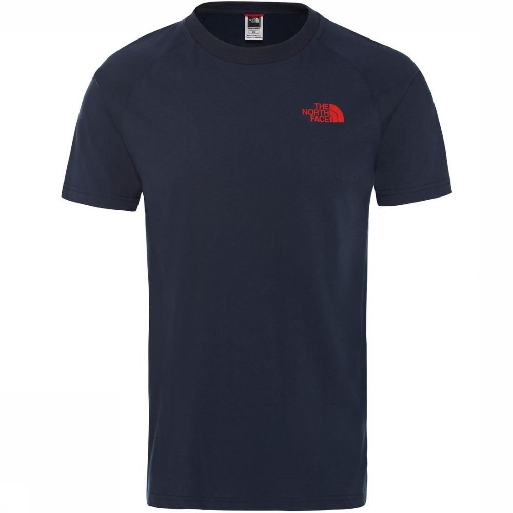 Afbeelding van The North Face T-shirt North Faces voor heren - Blauw