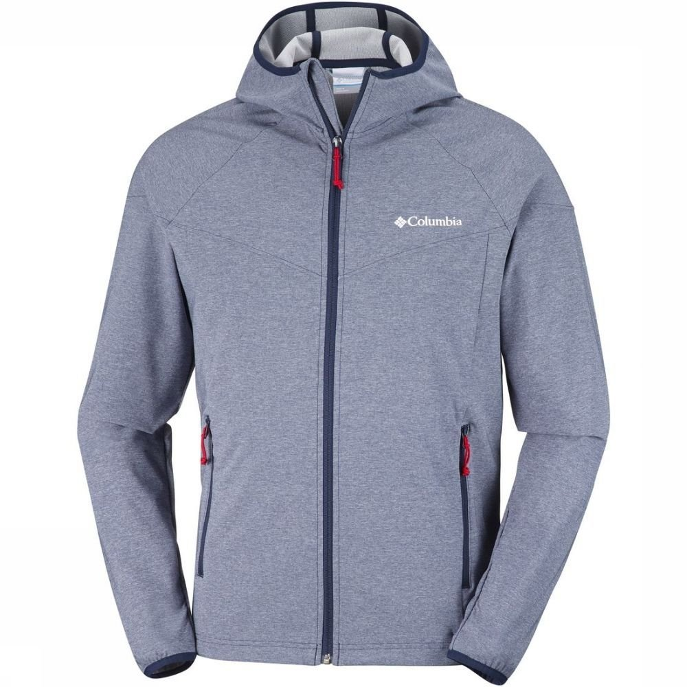 Columbia Heather Canyon Softshell Jas   Bever