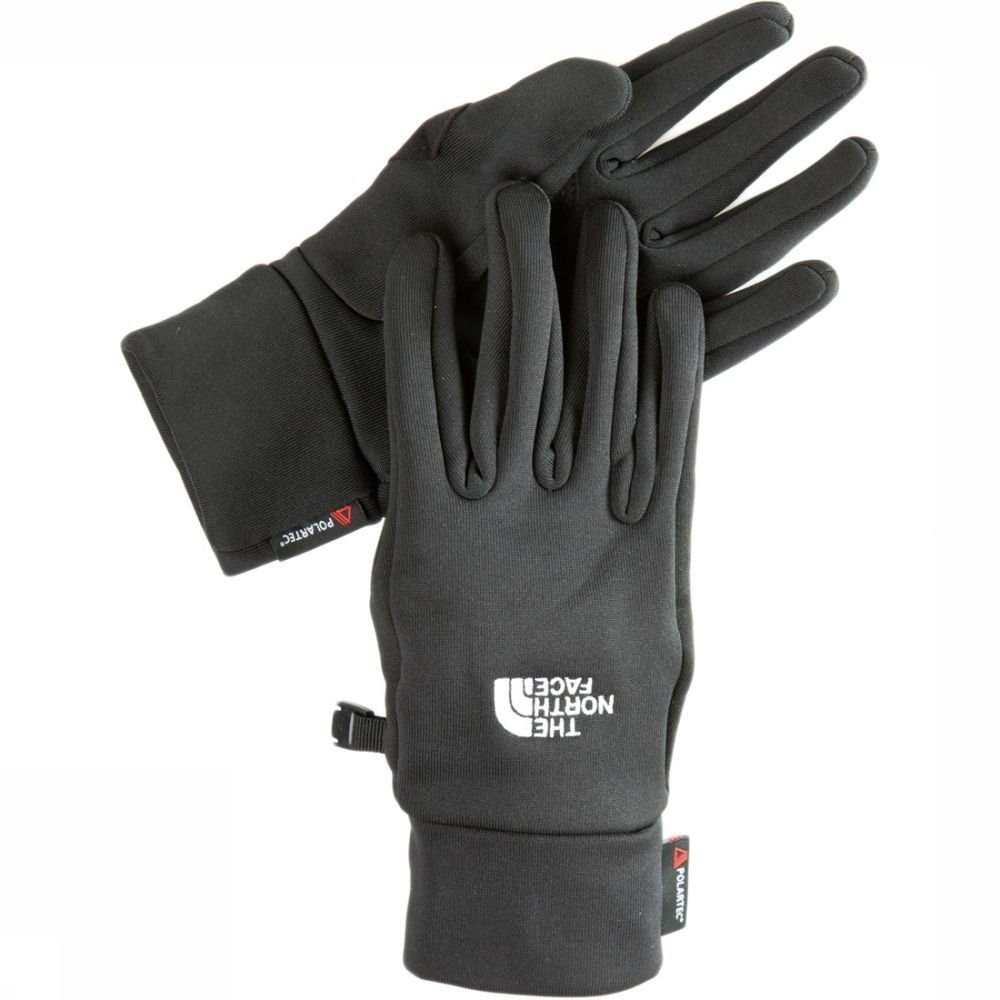 The North Face Handschoen Power Stretch voor heren - Zwart