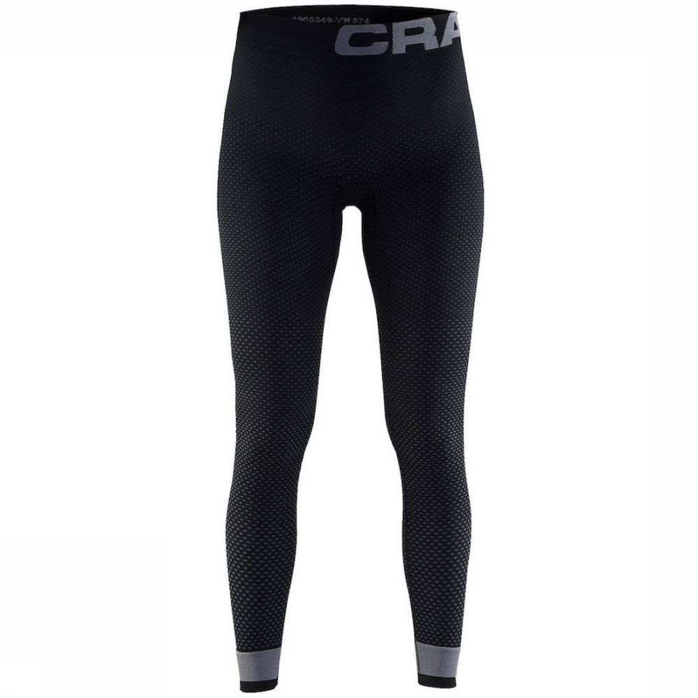 Craft Ondergoed Warm Intensity Pants voor dames - Zwart - Maten: XS, S, M, L, XL, XXL