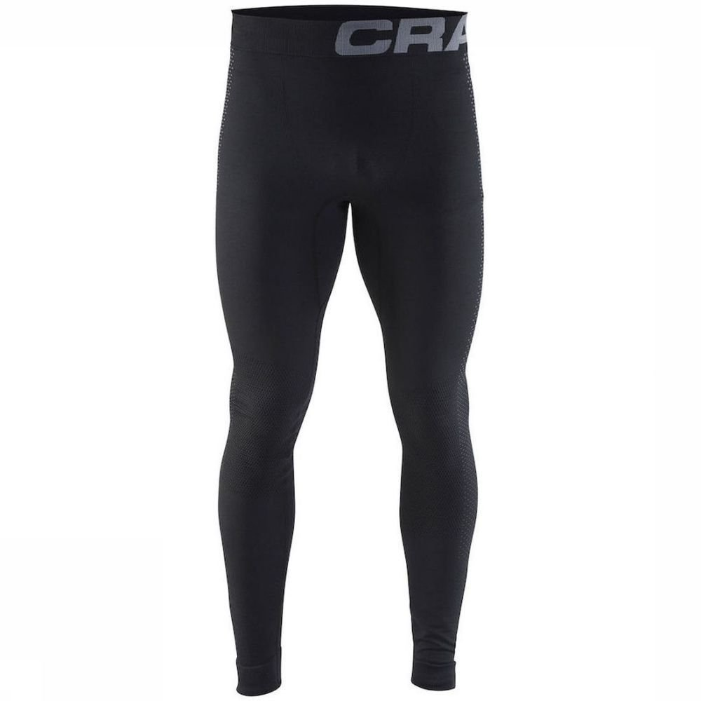 Craft Ondergoed Warm Intensity Pants voor heren - Zwart - Maten: XS, S, M, L, XL, XXL