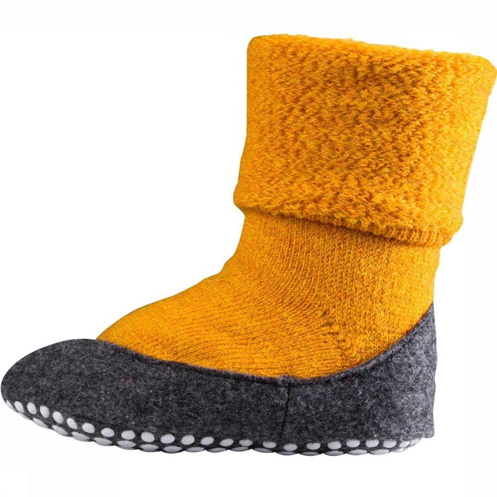Falke Confortable Chaussures De Pantoufle Pour Les Hommes - Noir qGsluX5a