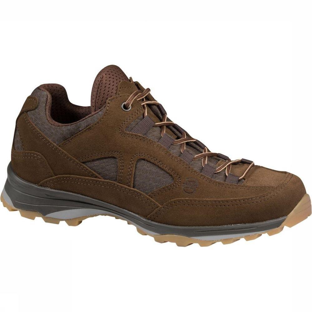 Chaussures Hanwag Lumière Gritstone Bc Hommes - Brun Foncé 9UF49bm
