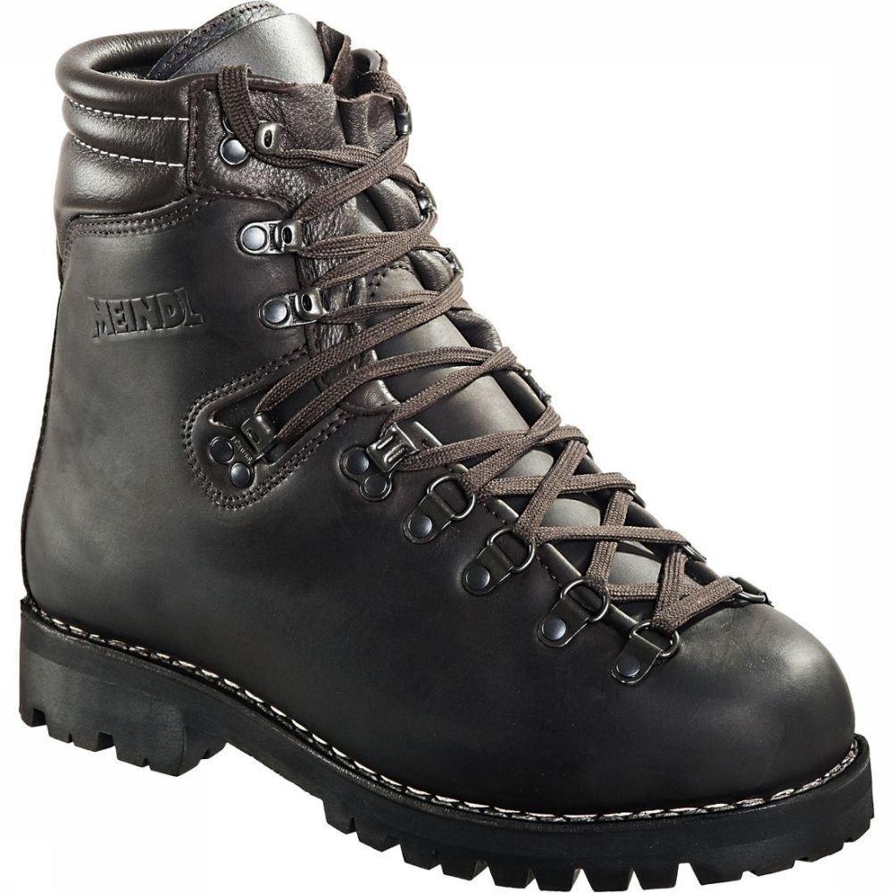 Chaussures Île De L'armée Meindl Pro Hommes - Noir GX4PJ