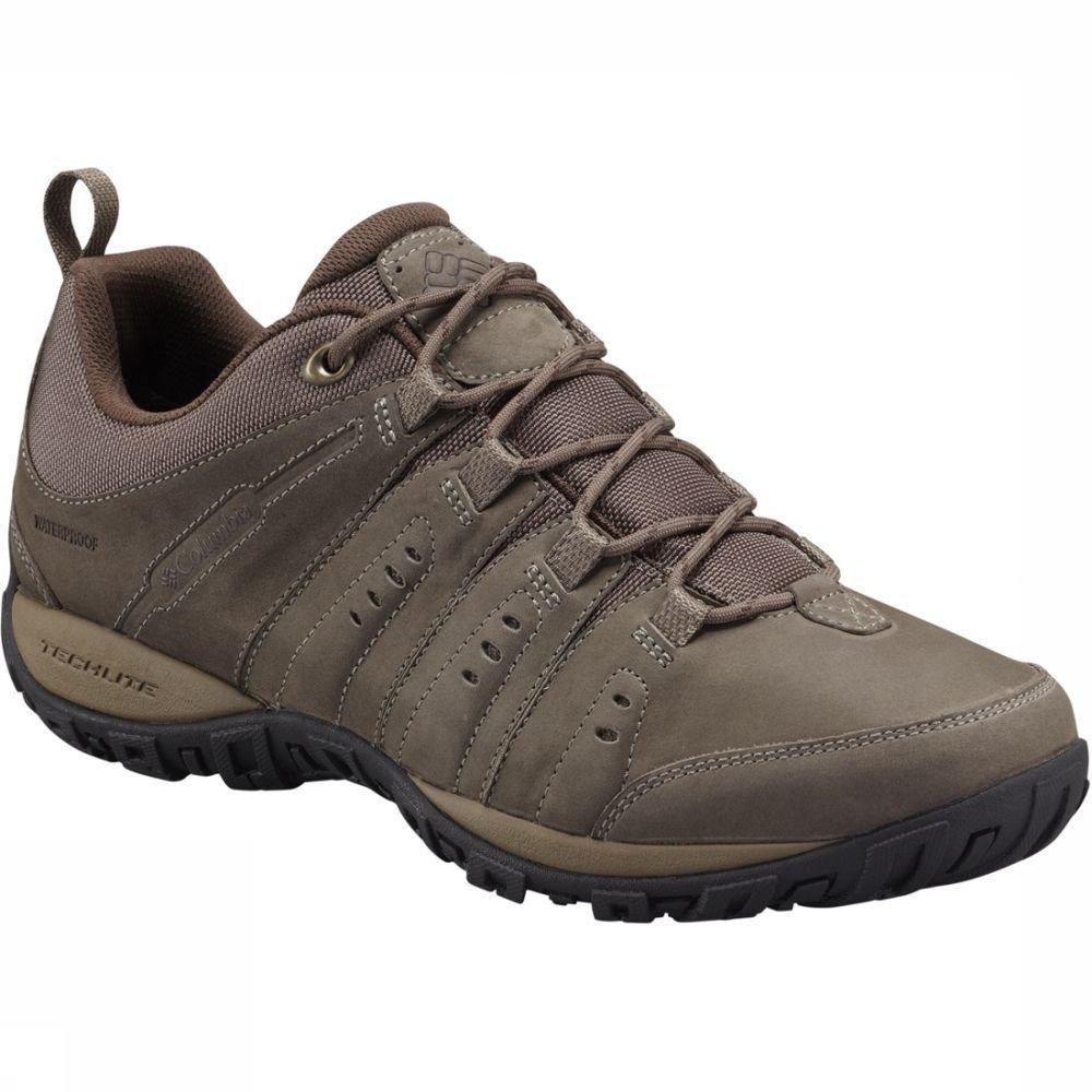 Woodburn De Chaussures Colombie Plus Ii Imperméable Pour Les Hommes - Brun Foncé NG40plO2C