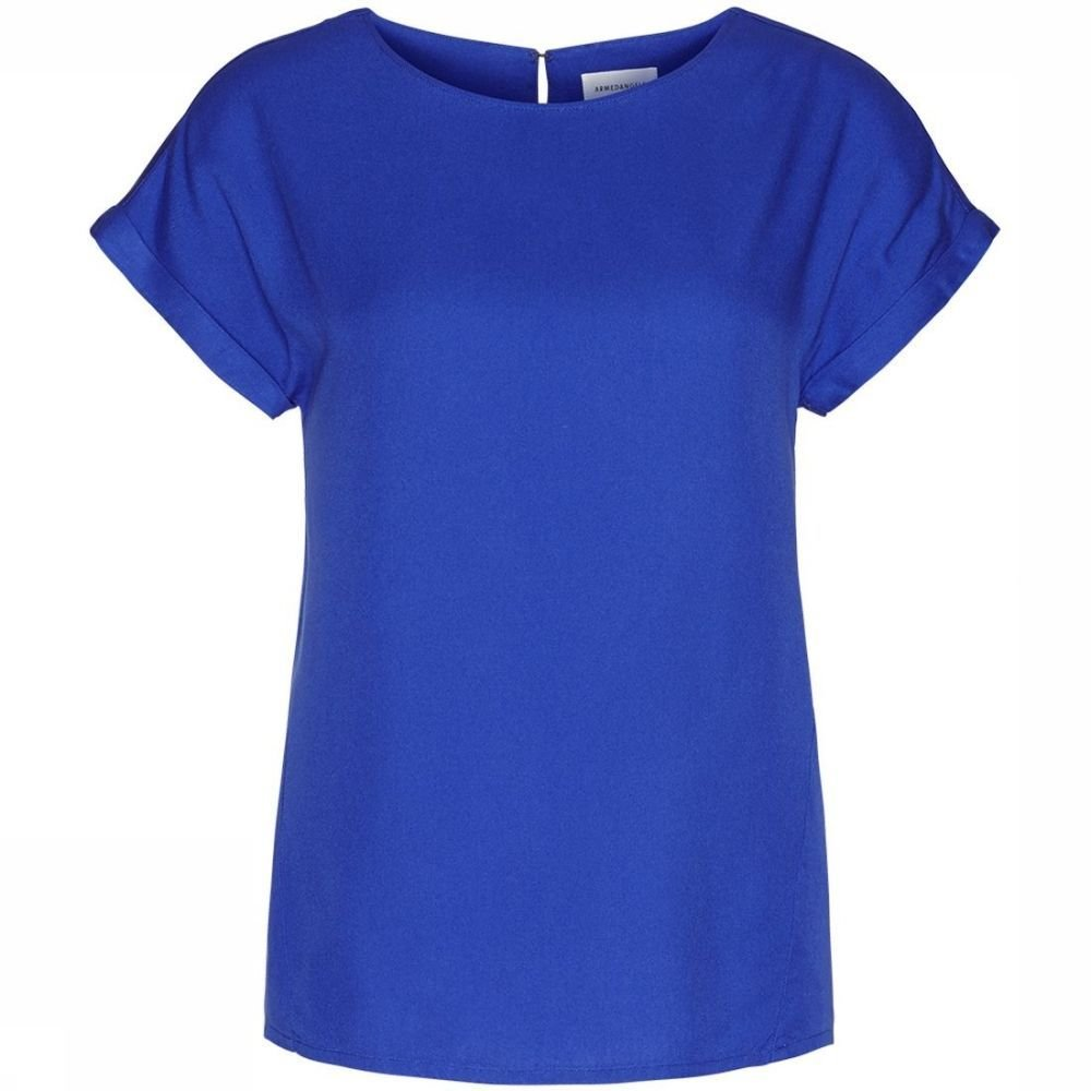 Afbeelding van ARMEDANGELS Blouse Lioraa voor dames - Blauw