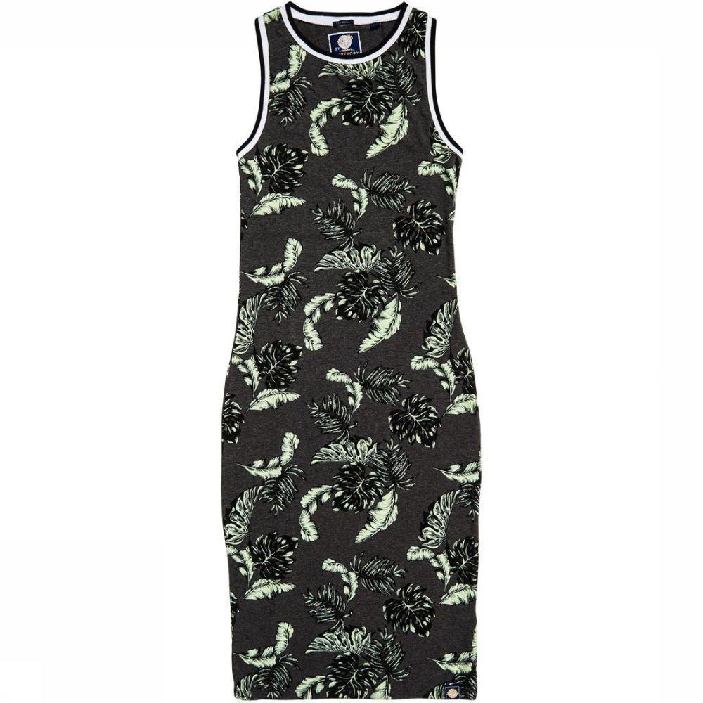 7540df2e4ec Superdry Dress Beach Leaf Midi