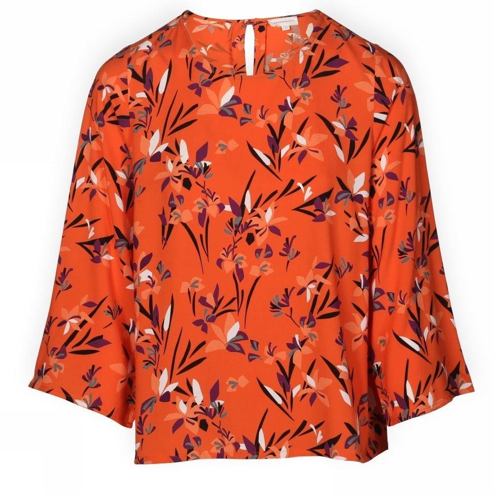 Afbeelding van ARMEDANGELS Blouse Saaliha voor dames - Oranje