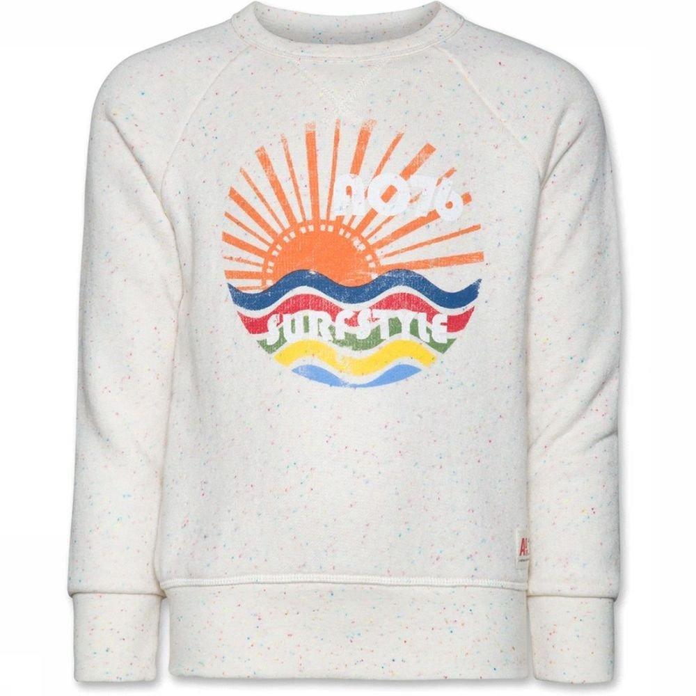 Afbeelding van AO76 Trui Surf voor jongens - Wit