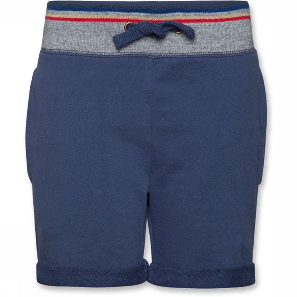 Afbeelding van AO76 Short Sweater voor jongens - Blauw