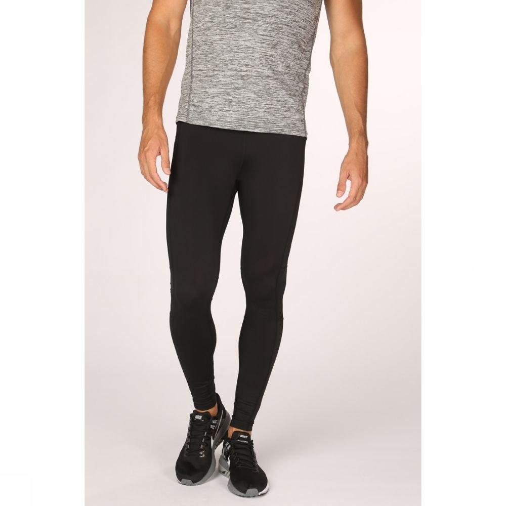 First Legging Fred Tight voor heren - Zwart - Maten: S, M, L, XL