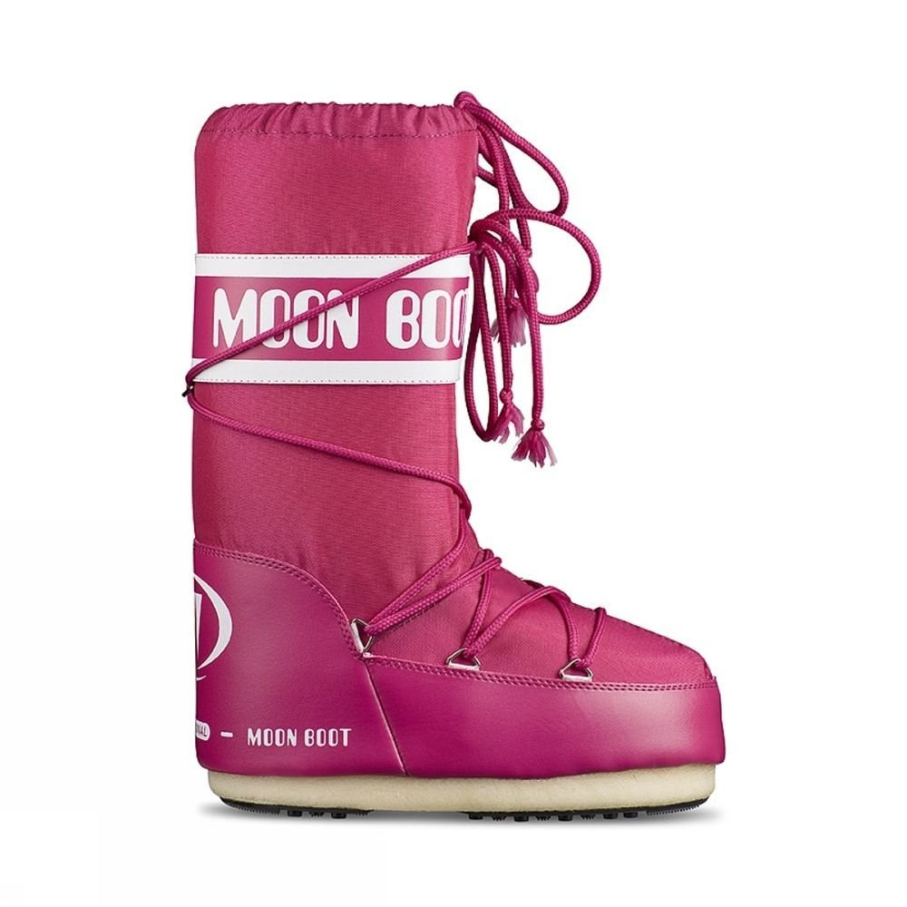 Moon Boot Nylon Moonboot - Fuchsia yngXW43J