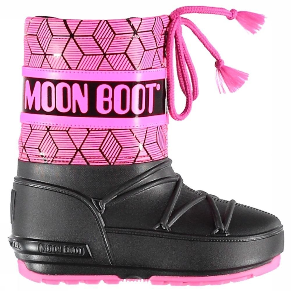 Moon Boot Lune Botte An Rave Pod Mb - Noir nQHsWSVna