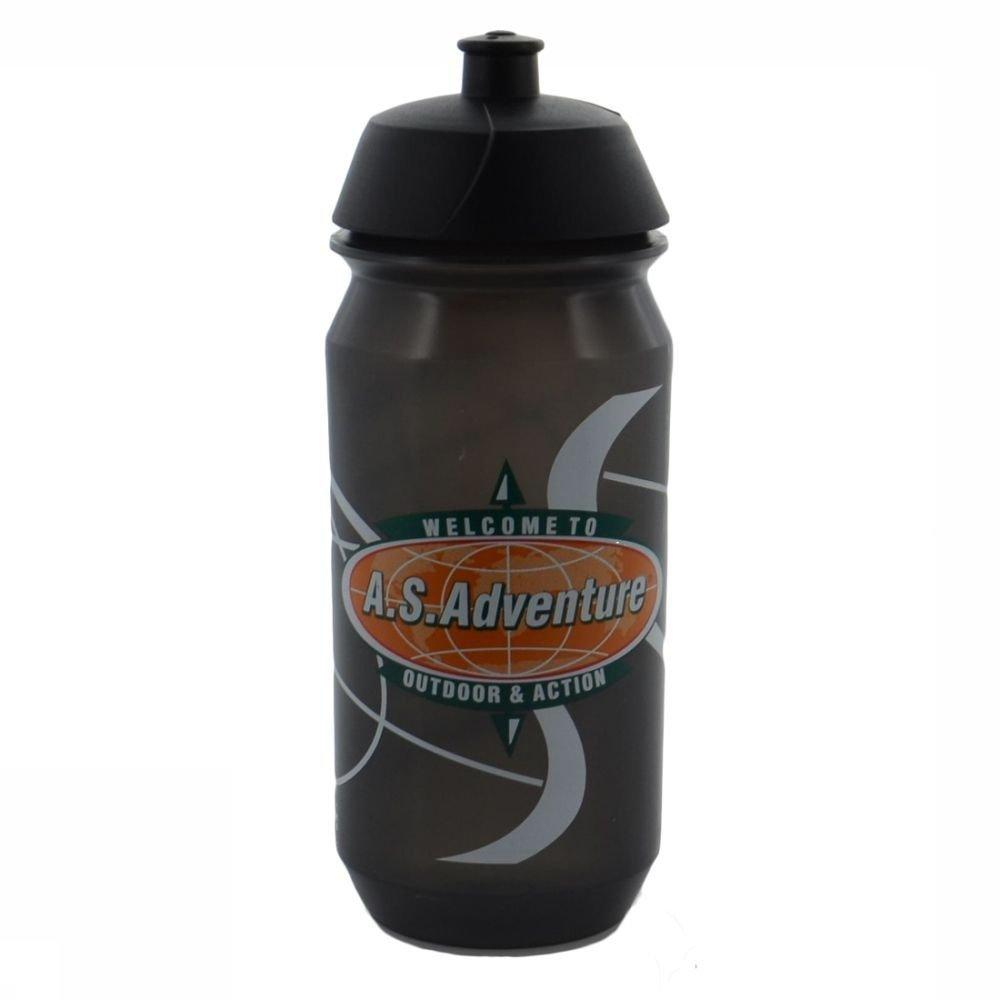 Afbeelding van A.S.Adventure Bidon Tacx Shiva 500cc A.s.logo - Zwart