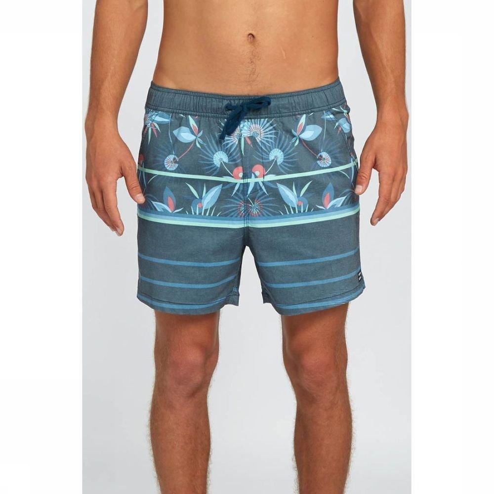 Afbeelding van Billabong Zwemshort Currumbin Layback 16 voor heren - Blauw - M