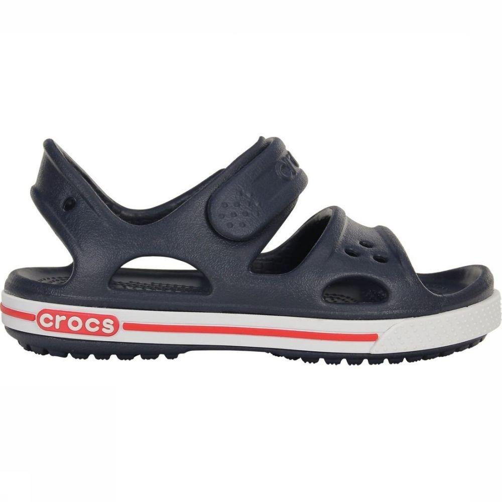 Crocs Slipper Crocband 2 voor kids Blauw-Wit Maten: 22-23, 23-24, 24-25, 25-26, 27-28, 28-29