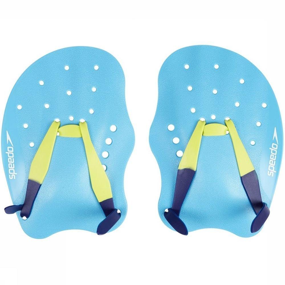 Speedo Diverse Tech Paddle - Blauw/Geel - Maat: L