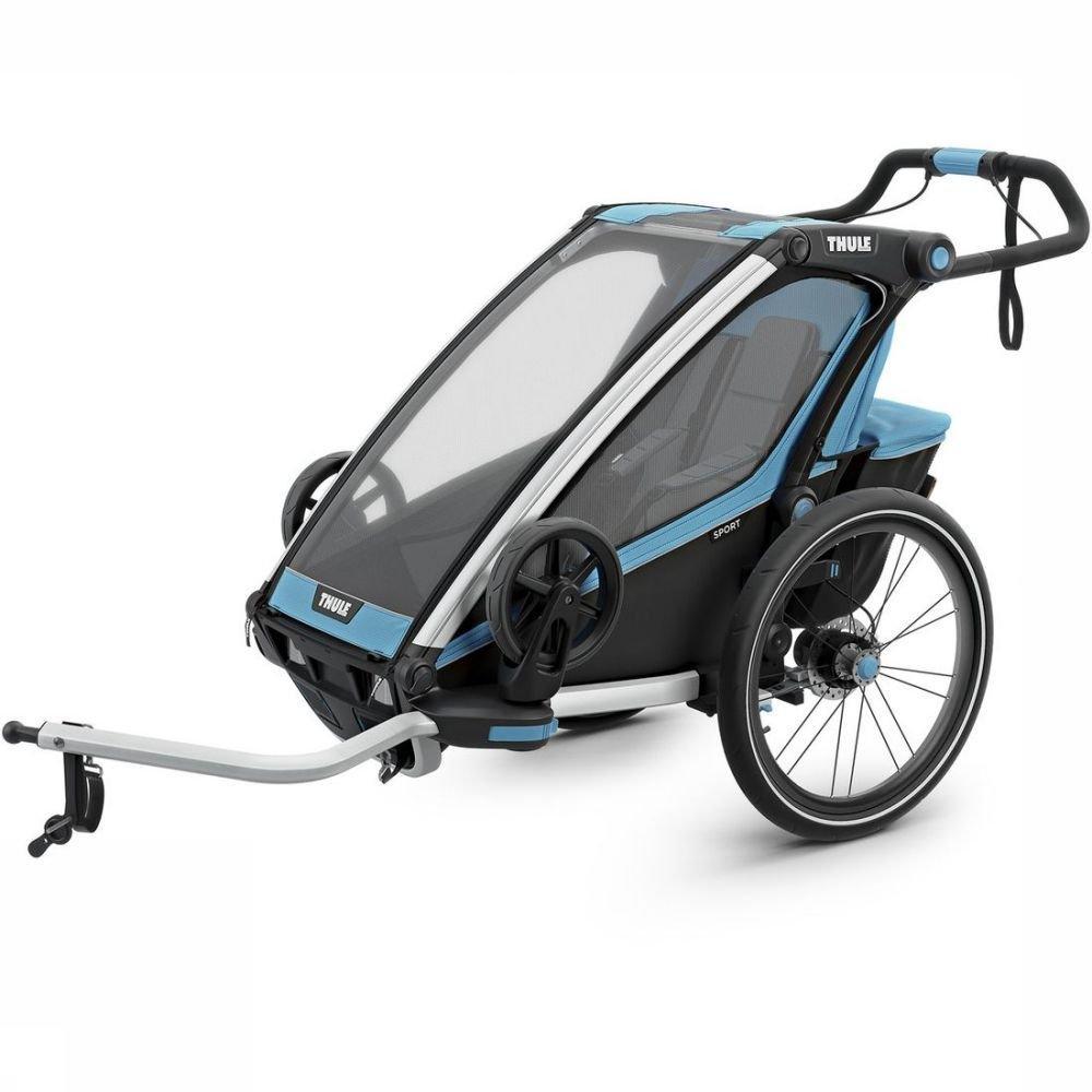 Afbeelding van Thule Fietskar Chariot Sport 1 - Blauw
