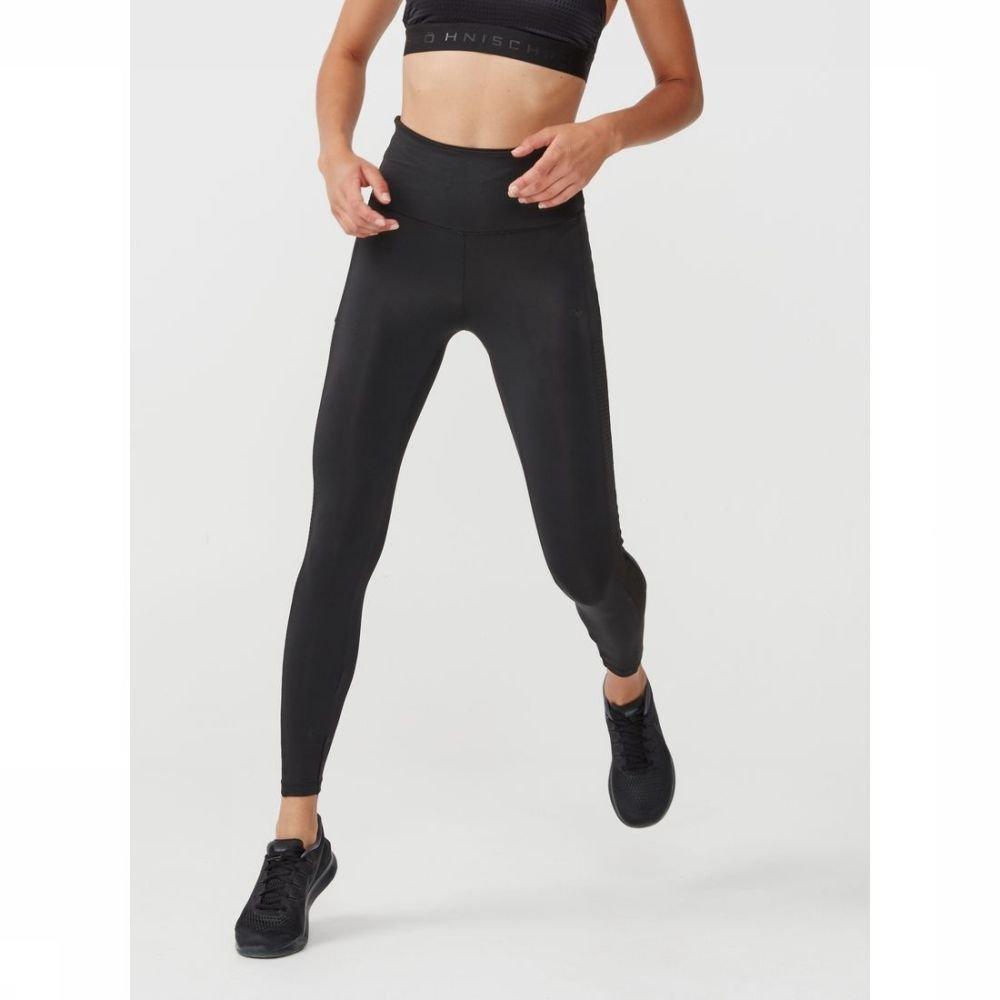 R�hnisch Legging Miko voor dames - Zwart - Maten: XS, S, M, L, XL