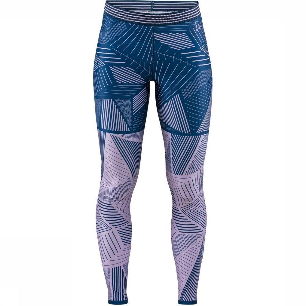 Craft Legging Lux Tights voor dames - Paars - Maat: M