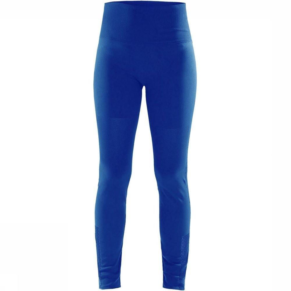 Craft Legging Untmd Warpknit voor dames - Blauw - Maten: S-M, L-XL