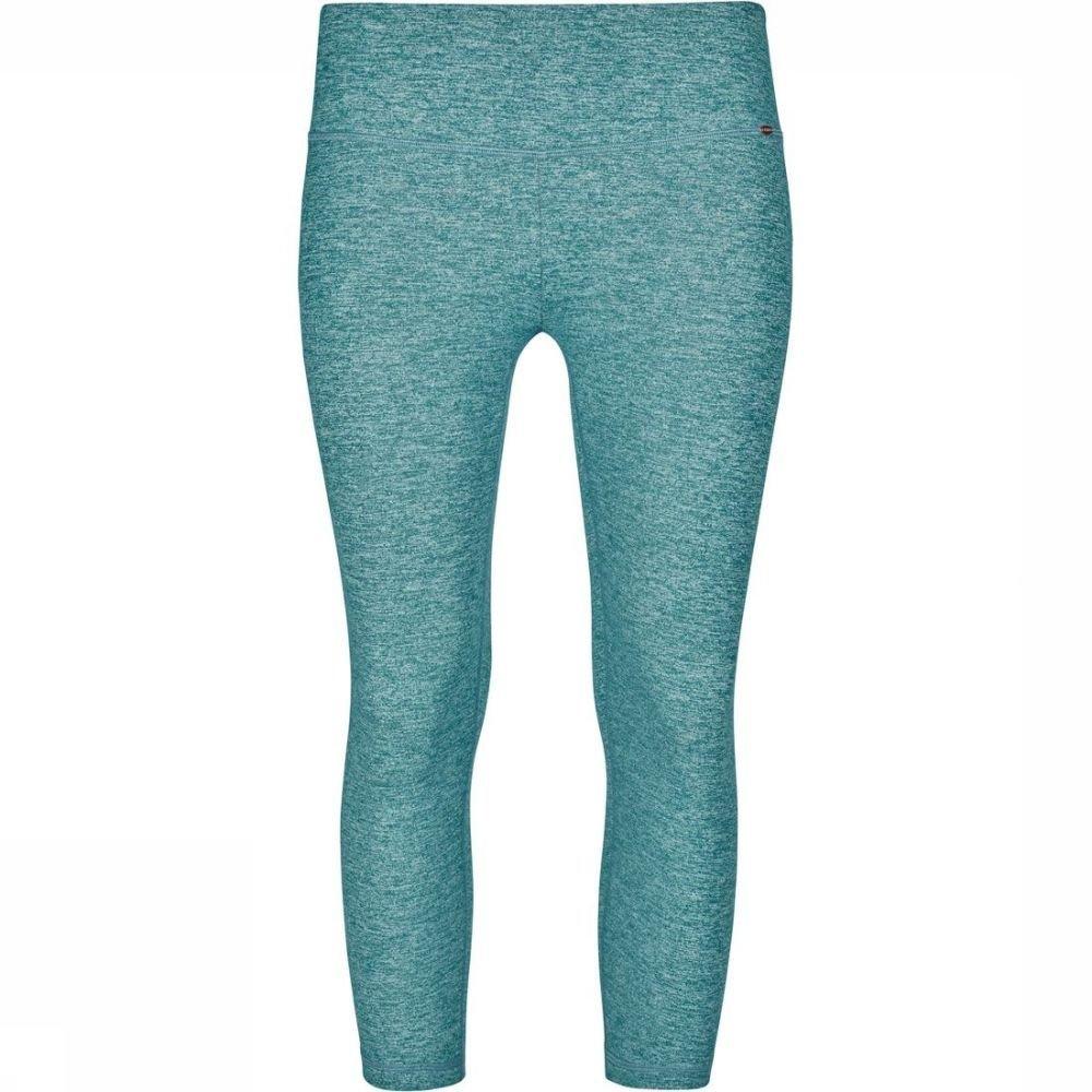 Skiny Capri Yoga&relax Leggings 3/4 voor dames - Blauw - Maten: 36, 38, 40, 42