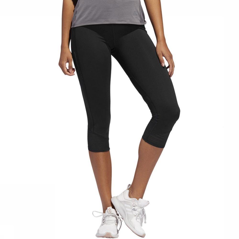 adidas Capri How We Do 3/4 W voor dames - Zwart - Maat: S