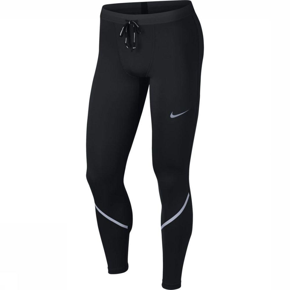 Nike Legging Tech Power-Mobility voor heren - Zwart - Maat: S