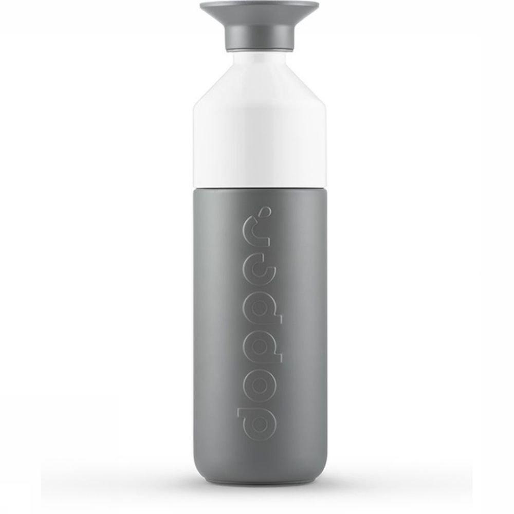 Dopper Drinkfles Dopper Insulated 580 Ml Grijs